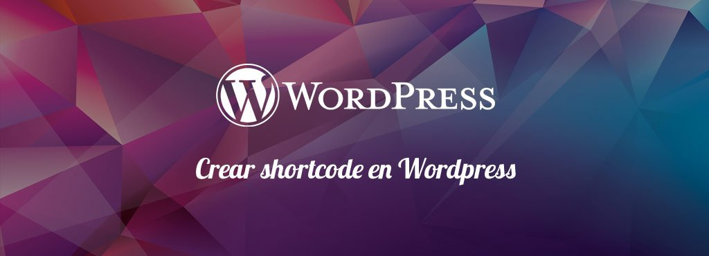 crear shortcode wordpress